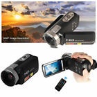 """FULL HD 1080P 24MP 3"""" Touch Screen LCD 16xZOOM Digital Video Camera DV Camcorder"""