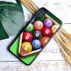 Cue Sport Billiard Snooker Hard Case Cover for iPhone Samsung Galaxy Note 9 $7.99 USD on eBay