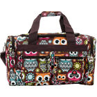 "Rockland Luggage Freestyle 19"" Tote Bag 16 Colors Rolling Du"