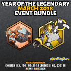 Year of the Legendary 2018 Event (Feb-Sept) (SM & USUM)