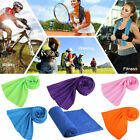 Instant Cooling Towel Reusable Chill Cool Sports Running Jogging Gym Towel image