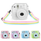 For Fujifilm Instax Mini 8/8+/9 Instant Camera Clear Case Crystal Hard PVC Cover