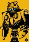 "Buy ""Movie Poster 2018 Sci-Fi ""Bumblebee"" Transformers Full Color Glossy (3 Sizes)"" on EBAY"