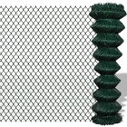Galvanized Steel Wires PVC Coating Garden Fencing Green Multi Sizes High-quality