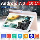 10.1 Tablet PC Mic WIFI Android 7.0 Octa Core 4GB+64G 10.1 Inch 2 SIM 3G Hot GA