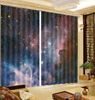 Romantic Star Trek 3D Curtains Blockout Photo Printing Curtains Drape Fabric on eBay