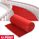 Red Carpet Runner Hollywood Awards Night Casino Wedding Party Decoration 10m Oz