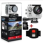 New Akaso EK7000 Ultra HD 4K Action Camera Wifi Sport DV Camcorder 12MP +32G SD