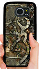 HUNTING CAMO DEER PHONE CASE COVER FOR SAMSUNG NOTE GALAXY 4 S5 S6 S7 S8 S9 S10