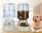 3.5L Automatic Pet Food Drink Dispenser Dog Water Bowl Cat Feeder High Capacity