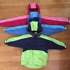 HANNA ANDERSSON 110 130 140 4-in-1 EXPEDITION JACKETS Hooded Parkas NWT boy girl