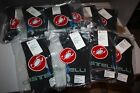Castelli Cycling Thermoflex Thermo Leg Warmer NEW ROC Logo Black