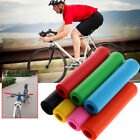 5CE6 Ergonomic Grip Shell Handlebar Cover Cycling Parts Bike Bicycle Silicone