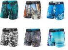 Saxx Fuse Boxers Mens Fit Boxer Shorts - Choose Size and Color