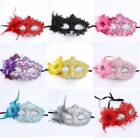 Dragon Leather Lining Masquerade Mask Lady Princess Charms Party Toys GP