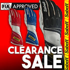 FIA Sabelt Digit FG-420 Racing Rally Gloves external seams CLEARANCE SALE guante