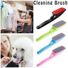 Pet Hair Remover Portable Rotating Cleaning Brush For Dog Cats Clothes Sofa Tool