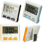 LCD Digital Cooking Timer Count-Down Up Clock Loud Alarm 24Hour Kitchen Tools US