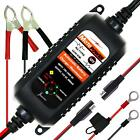 Motopower MP00205A 12V 800mA Fully Automatic Battery Charger/Maintainer Cars, Mo