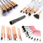 Marbling Professional Make-up Brush Set Brushes Blusher Face Powder Beauty Girl