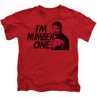 Star Trek Next Generation TNG I'M NUMBER ONE T-Shirt KIDS Sizes 4, 5/6, 7 on eBay