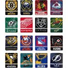 "New Northwest NHL Large Soft Fleece Throw Blanket 50"""" X 60"" 16 Teams Available $15.8 USD on eBay"