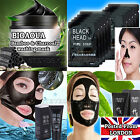 UK Blackhead Remover Mask Peel Off Charcoal Face Facial Cleansing Nose Pore Skin