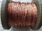 Litz Wire 25/38 Enameled copper wire twisted-pair AWG38 X 25 Strands #A36P LW