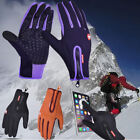 UK Winter Thermal Inner Gloves Golf Skiing Cycling Motorbike walking Baselayer