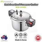 PN Pressure Rice Cooker Pot Stovetop Cooking New Vienna Korean Stainless Steel