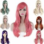 """28"""" Ladies Long Wavy Curly Fancy Dress Wigs Carnival PARTY Cosplay Costume"""