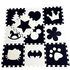 Eva Children Soft Developing Crawling Rugs Block Batman Letter Mickey Foam Mat image