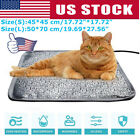 S-L Pet Dog Cat Waterproof Electric Heating Pad Heater Warmer Mat Bed Blanket