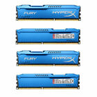 DDR3 8GB 16GB 32GB Desktop 1600MHz Desktop DIMM RAM For Kingston HyperX FURY R1D