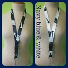 Nike lanyard & keychain Reversible set brand new id holder  key chain & lanyard