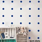 Spots Polka Dots Removable Wall Stickers Vinyl Decal Home Decor Up To 315 Pieces