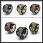 8FC5 Character Vintage Women Creativity Conan Finger Ring Quartz Watchs Antique image