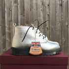 NIB Dr.Martens Women's Blanche Ankle Boot $350 Made in England -Clearance