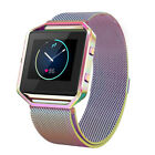 For Fitbit Blaze Watch Strap Band + Frame Bling Diamond/ Milanese/ Classic Plain <br/> Top UK Seller ***1ST Class from LONDON