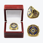 1909 Pittsburgh Pirates Championship Ring Honus Wagner World Series Size 11 Mens