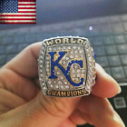 2015 Kansas City Royals Championship Ring David Glass World Series Size 7-15 on Ebay