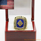1995 Atlanta Braves Championship Ring Jenkins World Series Champions Size 11 on Ebay