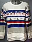 Men's Camp Henny Crew Neck Sweater - Gray