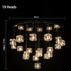 Modern LED Ice Crystal Ceiling Lamp For Rooms Pendant Light Kitchen Chanselier