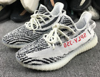 HOT!MENS WOMENS WEST YEEZY BOOST TRAINERS GYM SPORTS RUNNING SHOCK SHOES