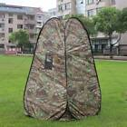 Portable Privacy Shower Toilet Tent Camping Pop Up Tent Camouflage Tent