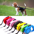 3m/5m Pet Dog/Cat Puppy Automatic Retractable Traction Rope Walking Lead Leash