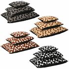 Boneo Dog Bed Cushion Soft Washable Fleece Fur Warm Pet Pillow Basket Insert