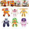 Super Wings Transforming Robot Plane Vehicle Character Figures Cartoon Toy Gifts