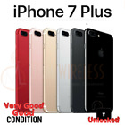 Apple iPhone 7 Plus A1784, Factory Unlocked - All colors  Capacity Excellent